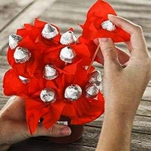 букет учителю из конфет своими руками