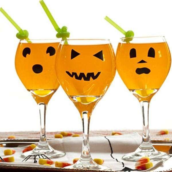 как сделать поделку хэллоуин