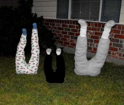 традиционные украшения на хэллоуин