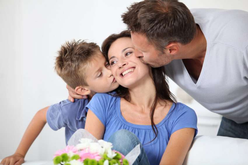 сделать маме подарок на день матери