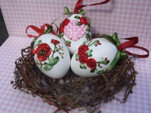 Какую поделку можно сделать из яйца фото 578