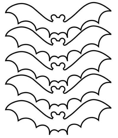 украшения на хэллоуин из бумаги