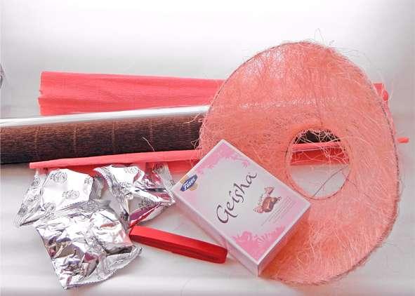 Упаковка из подарочной бумаги своими руками 993