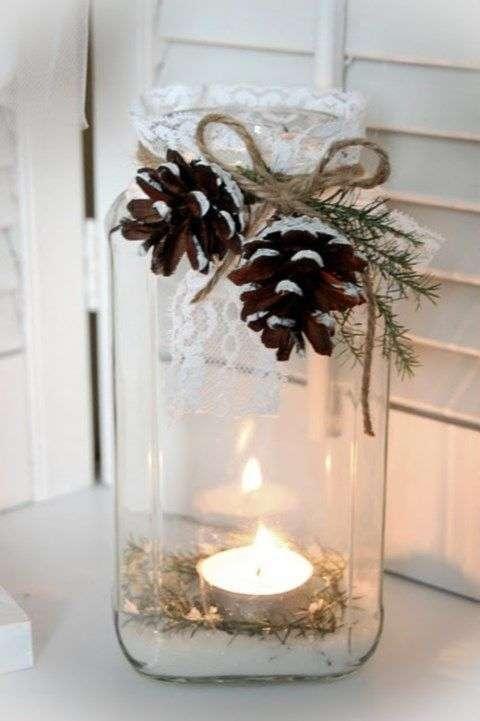 зимний декор для дома своими руками