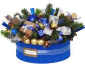 Изготавливаем сладкие подарки на Новый Год