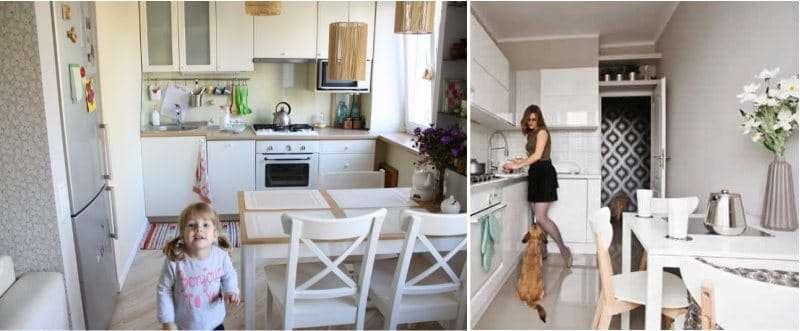 сделать кухонный стол своими руками из дерева