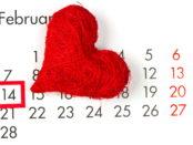 Легкие поделки к 14 февраля