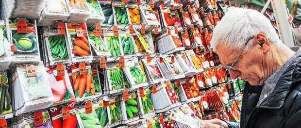 магазин семена для посадки