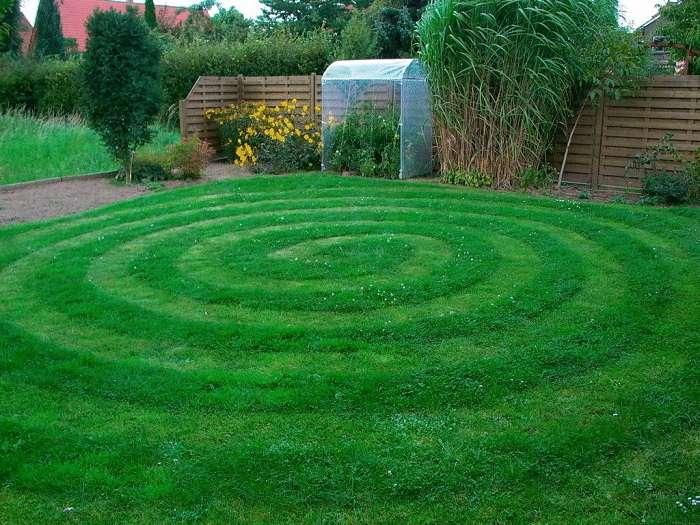 как сделать газон своими руками инструкция