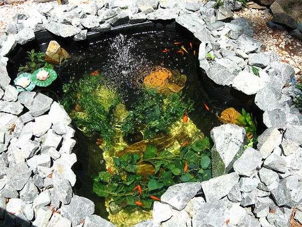пруд своими руками создание водоема