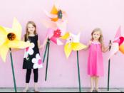 Лучшие поделки для детей летом