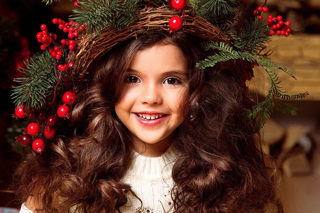 новогодние прически на волосы