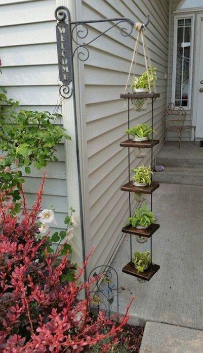 кашпо своими руками для сада