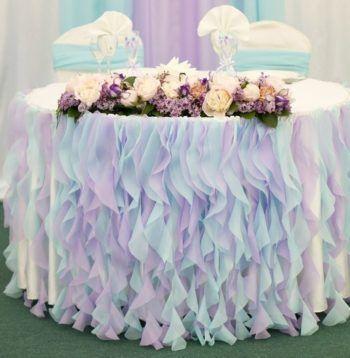 сервировка свадебного стола фото