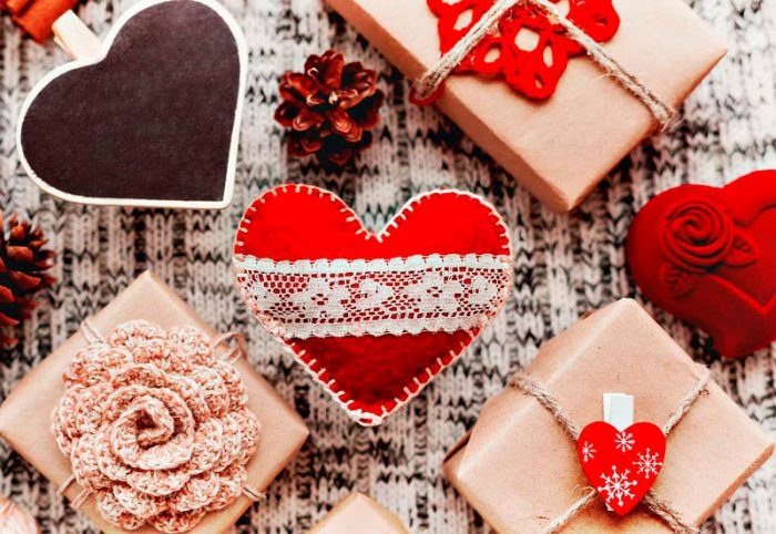 оригинальные подарки на 14 февраля своими руками