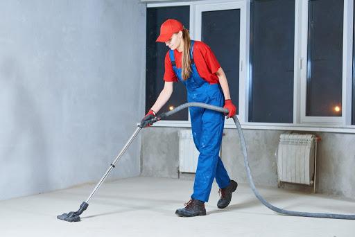 Уборку после ремонта лучше доверять профессионалам
