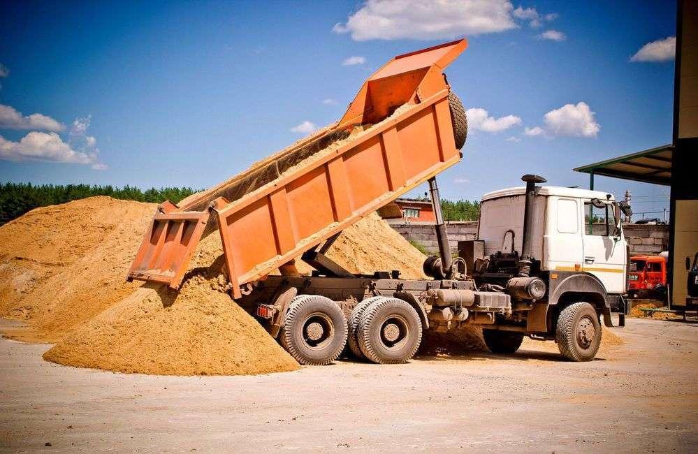 Нюансы успешного использования песка
