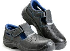 Как правильно подобрать рабочие сандалии