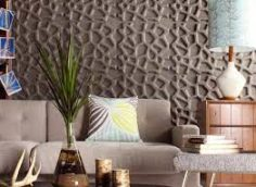 Декоративные 3d панели для дома – преимущества использования