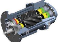 Винтовые компрессоры: достоинства, сфера использования, принцип работы