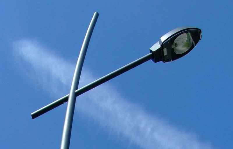 Сфера применения алюминиевых опор освещения