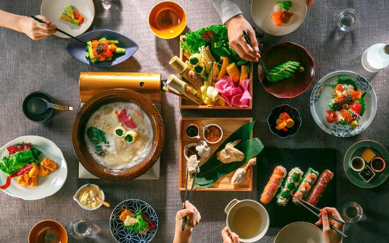 Японская кухня – красота и вкус во всех блюдах