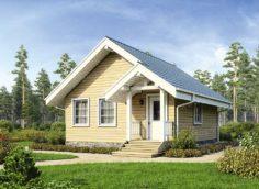 Купить проект дачного дома