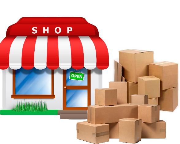 Организуем грамотный переезд магазина