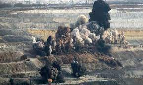 Промышленные взрывы: на службе у человека